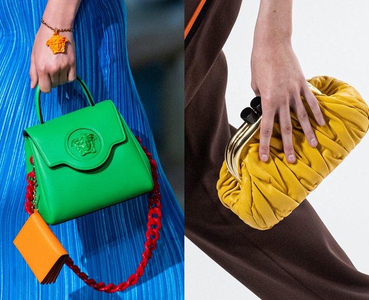 Fashion handbags spring-summer 2021 photo # 44