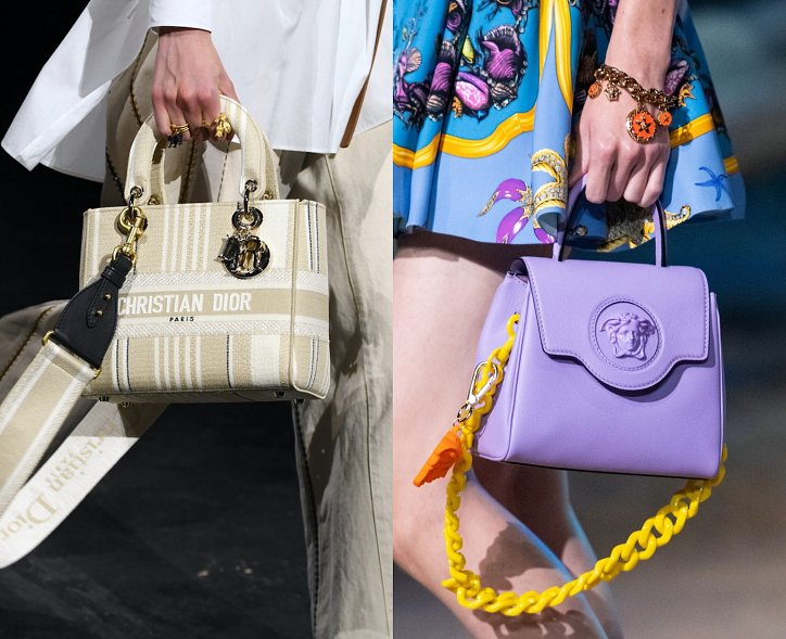 Fashion handbags spring-summer 2021 photo # 40