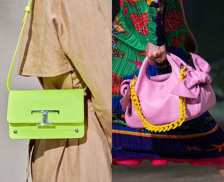 Fashion handbags spring-summer 2021 photo # 49