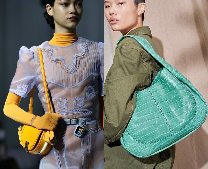 Fashionable bags spring-summer 2021 photo # 50