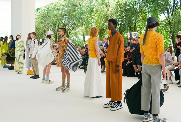 Milan Fashion Week Spring-Summer 2021 Fall 2020
