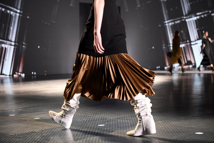 Fashionable boots 2021: trends and news photo # 2