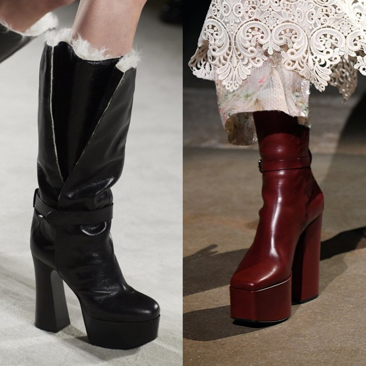 Fashionable boots 2021: trends and news photo # 5