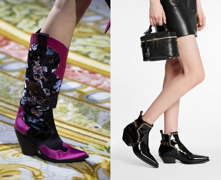 Fashionable boots 2021: trends and news photo # 3