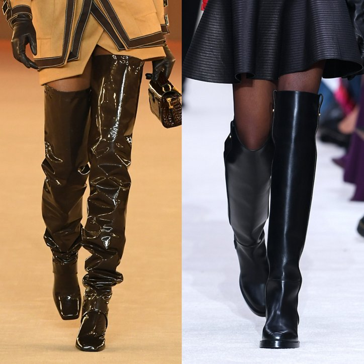 Fashionable boots 2021: trends and news photo # 8