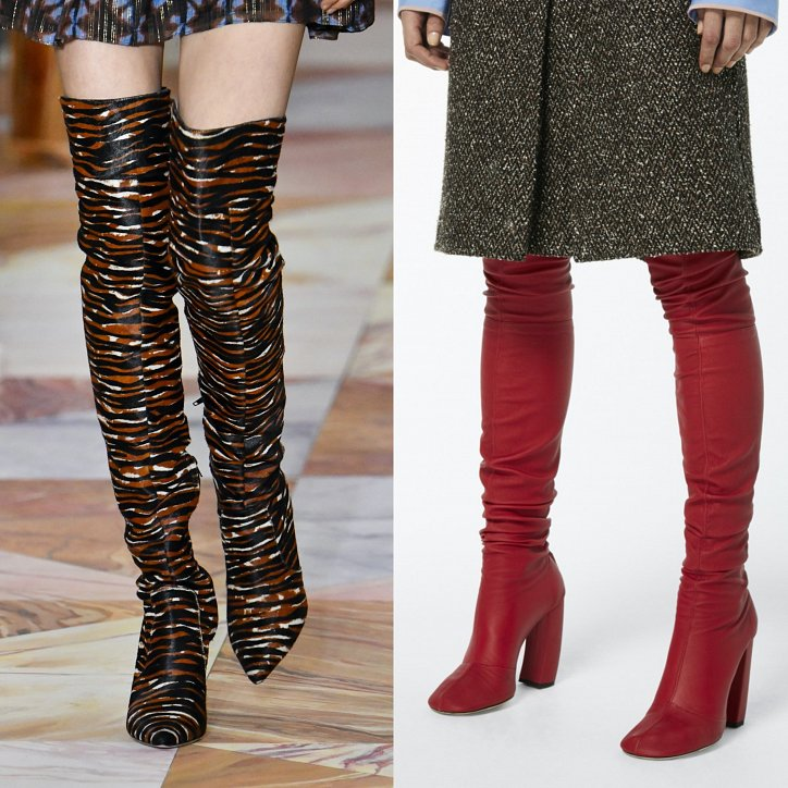 Fashionable boots 2021: trends and news photo # 9