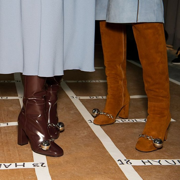 Fashionable boots 2021: trends and news photo # 6