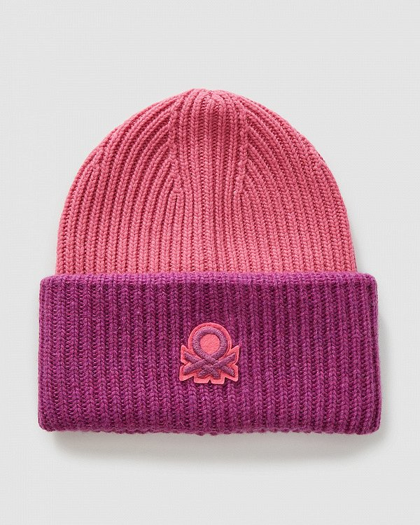 Top 25 best models of knitted hats photo # 10