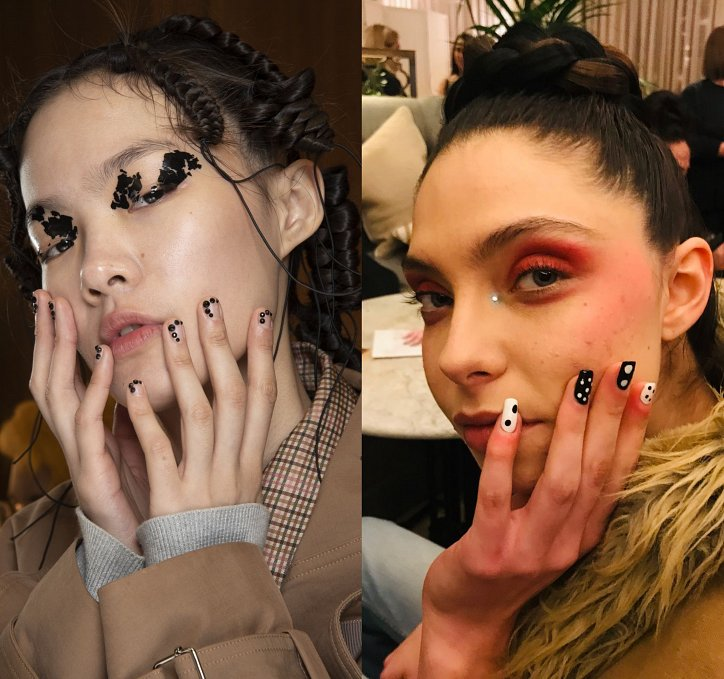 Fashionable manicure fall-winter 2020-2021 photo # 5