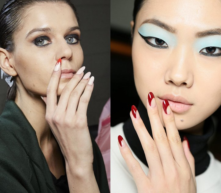 Fashionable manicure fall-winter 2020-2021 photo №14