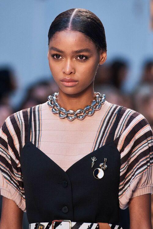 Fashion jewelry 2020 trend chain