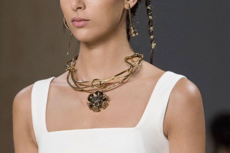 Fashion jewelry 2020 trend necklaces