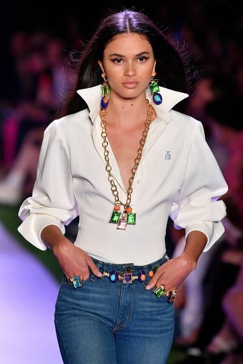 Fashion jewelry 2020 trend necklaces sautoir