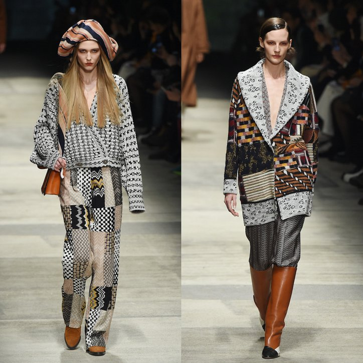 Clothes in the style of patchwork - fashion trend of the season photo # 3