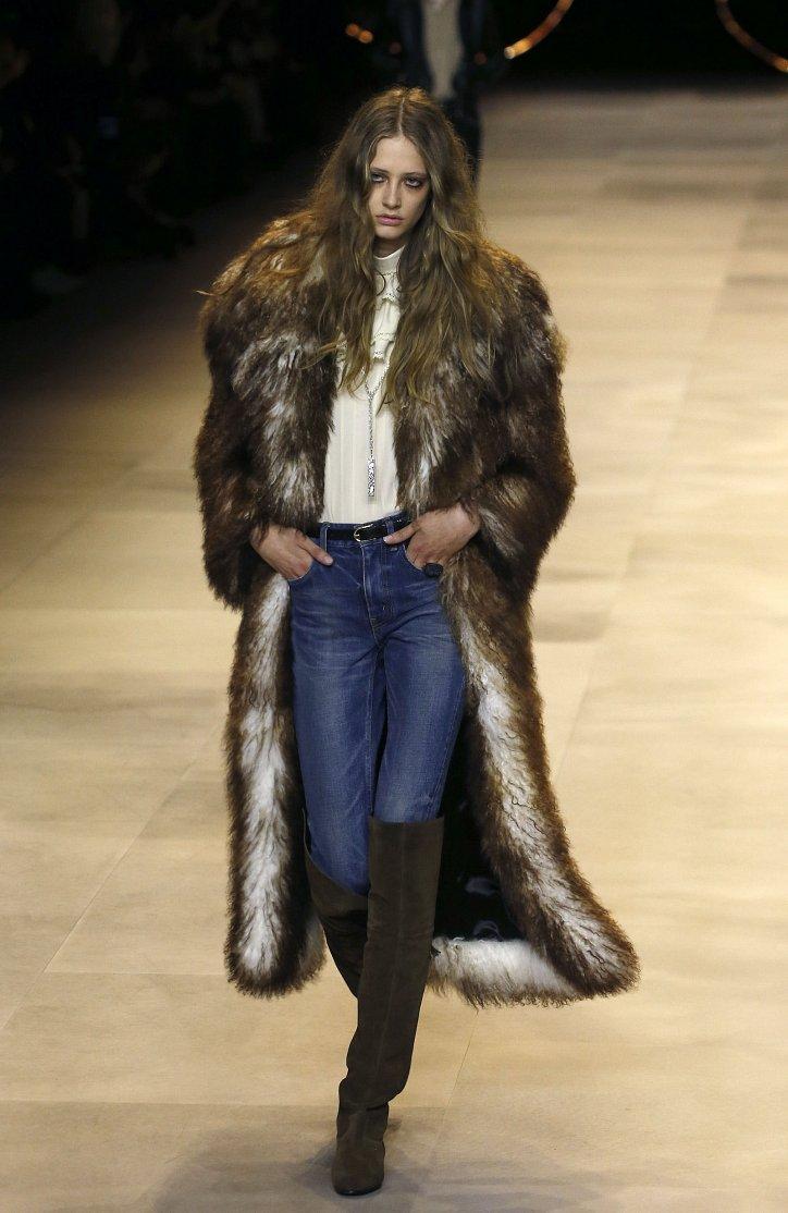 Fashionable fur coats 2021: main trends photo №13