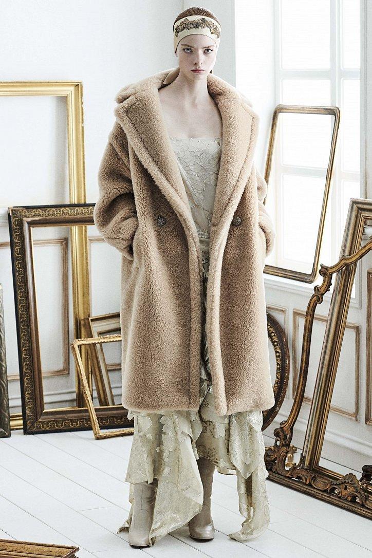 Fashionable fur coats 2021: main trends photo # 26