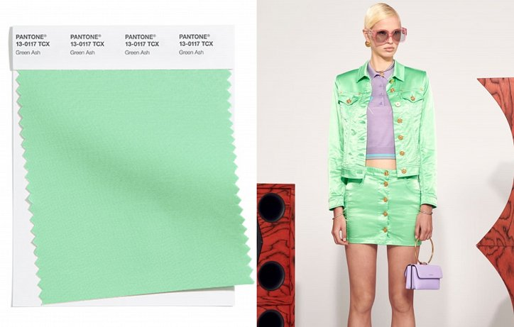 Trendy colors spring-summer 2021 photo # 12