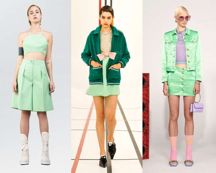 Trendy colors spring-summer 2021 photo # 13