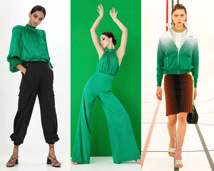 Trendy colors spring-summer 2021 photo # 17