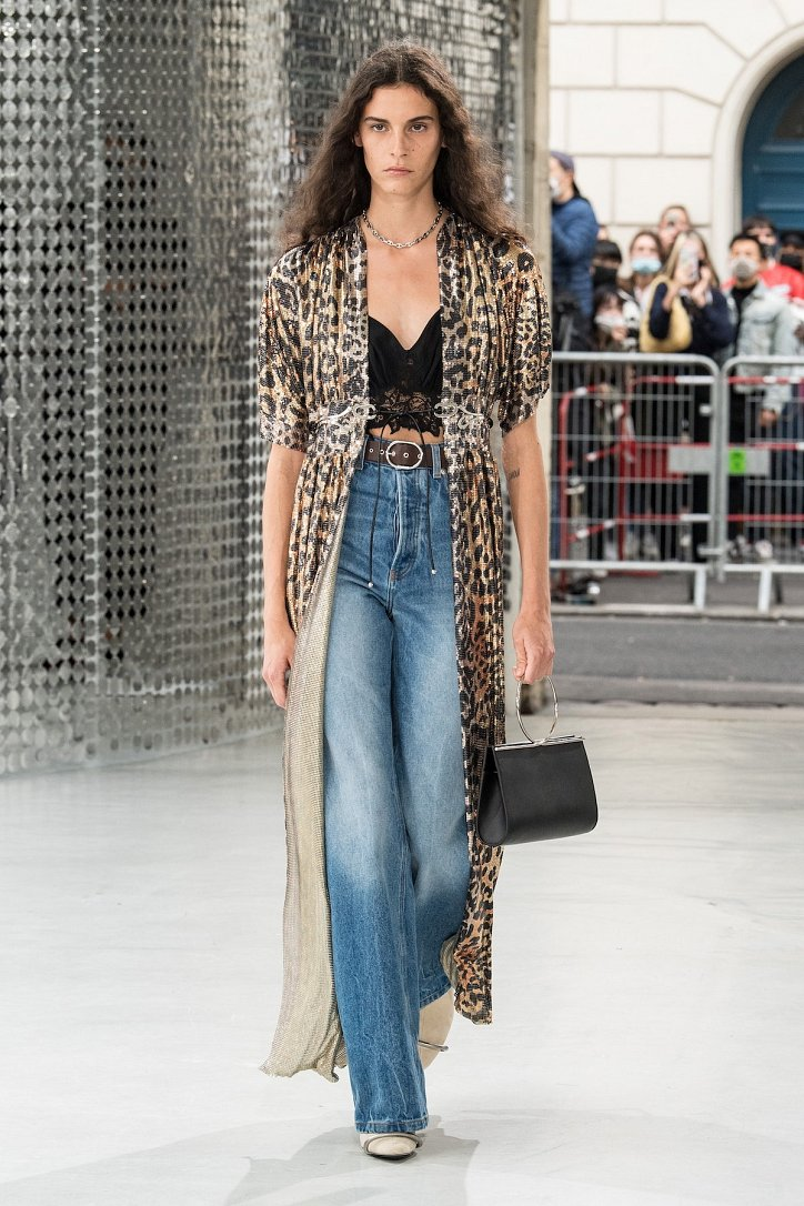 The best looks from Paris Fashion Week, spring-summer 2021 photo # 7