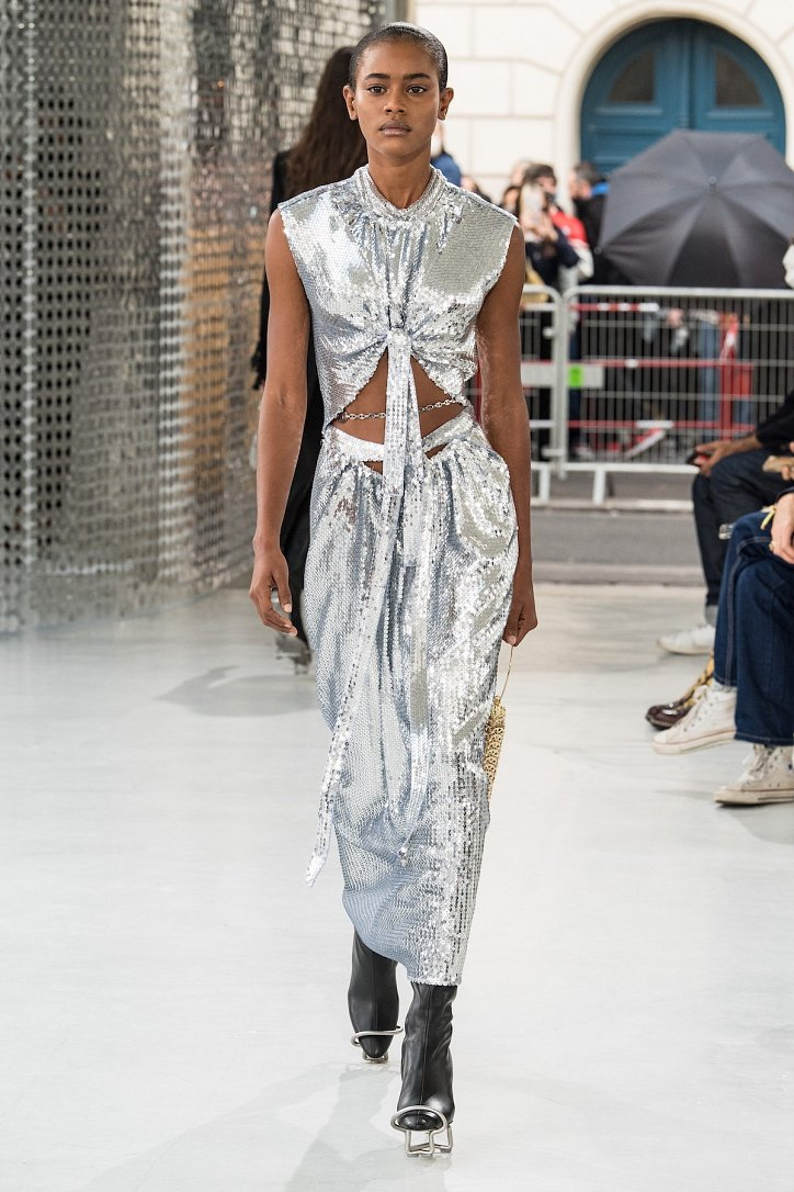 The best looks from Paris Fashion Week, spring-summer 2021 photo # 8