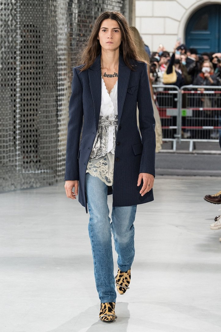 The best looks from Paris Fashion Week, spring-summer 2021 photo # 11