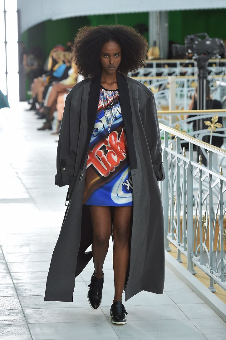 The best looks from Paris Fashion Week, spring-summer 2021 photo # 35