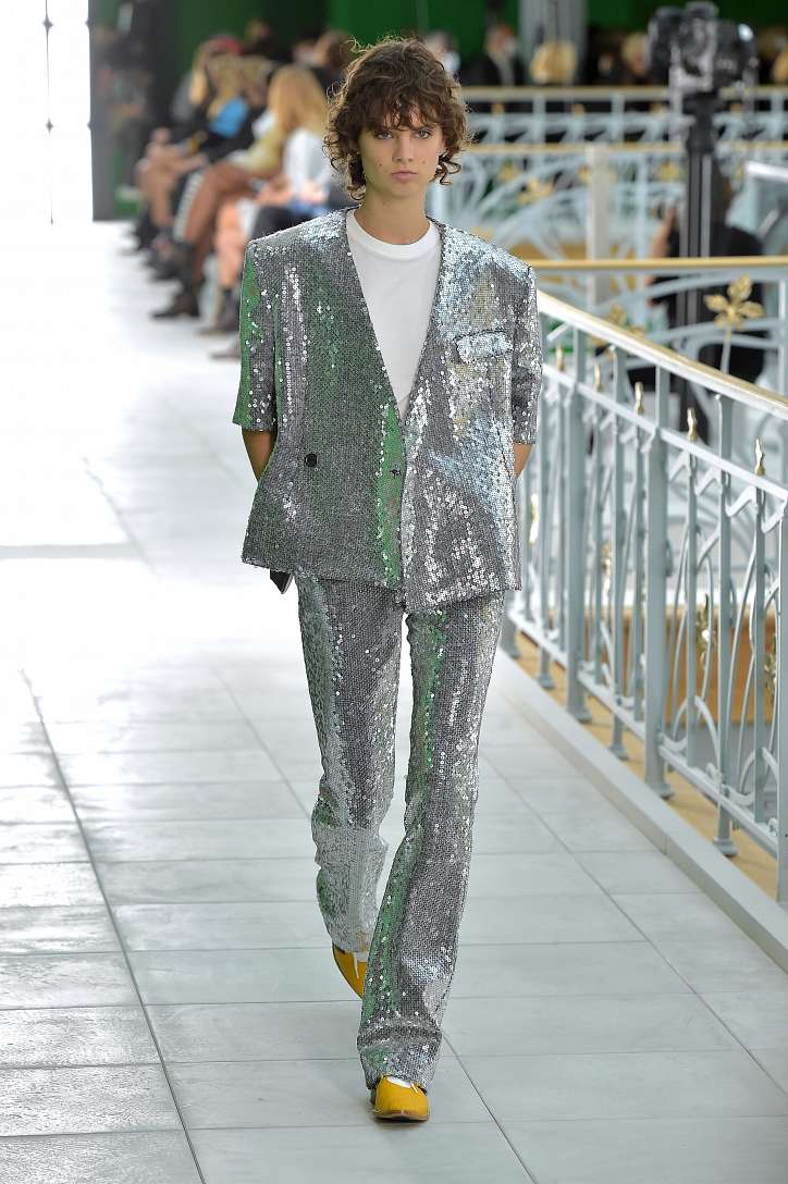 The best looks from Paris Fashion Week, spring-summer 2021 photo # 38