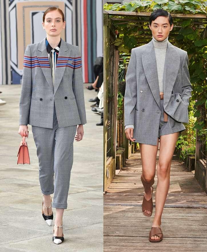 Women's trouser suits 2021 photo # 15