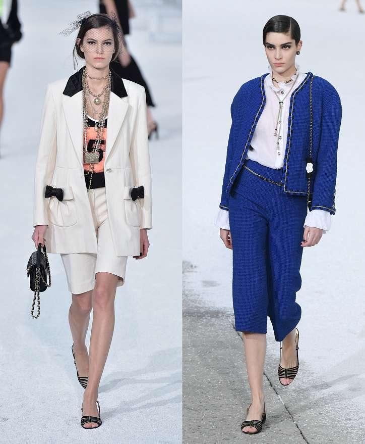Women's trouser suits 2021 photo # 16