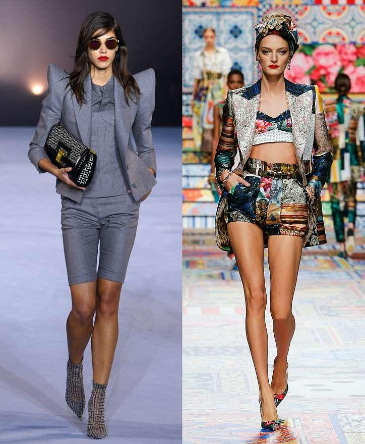 Women's trouser suits 2021 photo # 23