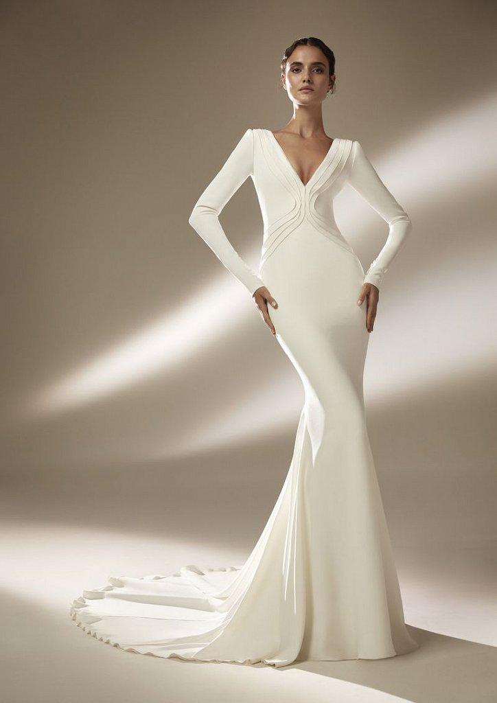 Atelier Pronovias wedding dress collection 2021 photo # 4