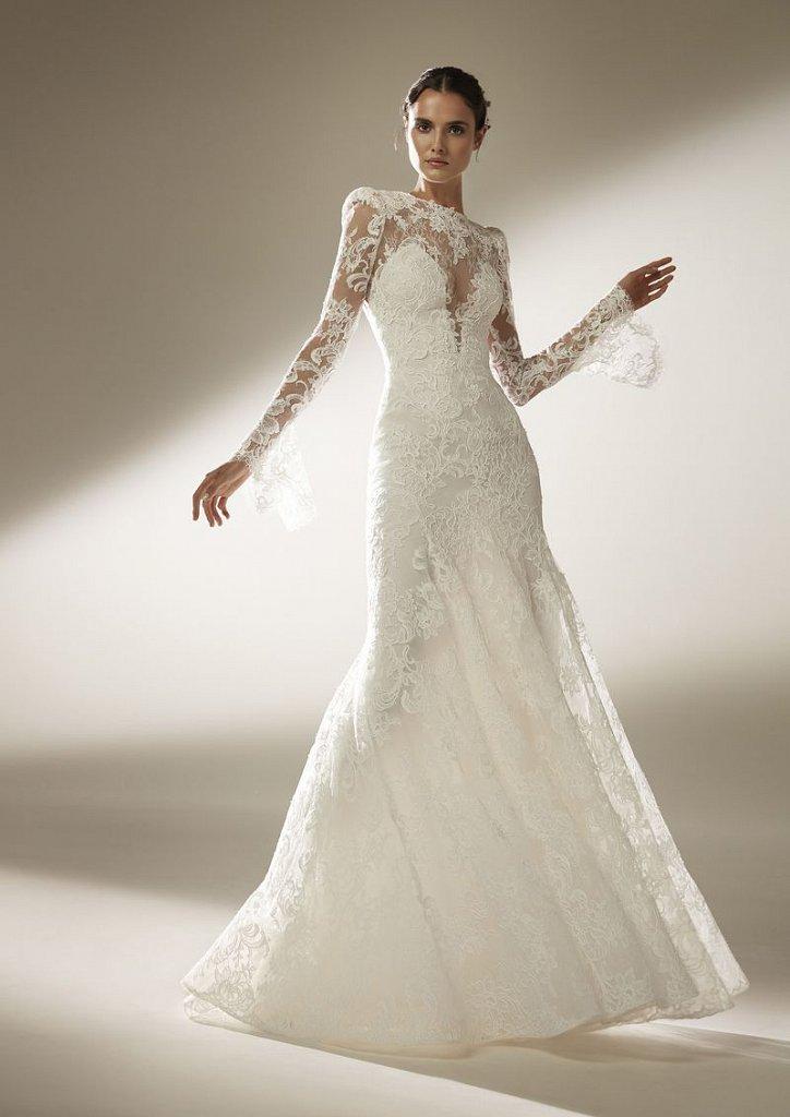 Atelier Pronovias wedding dresses collection 2021 photo # 18