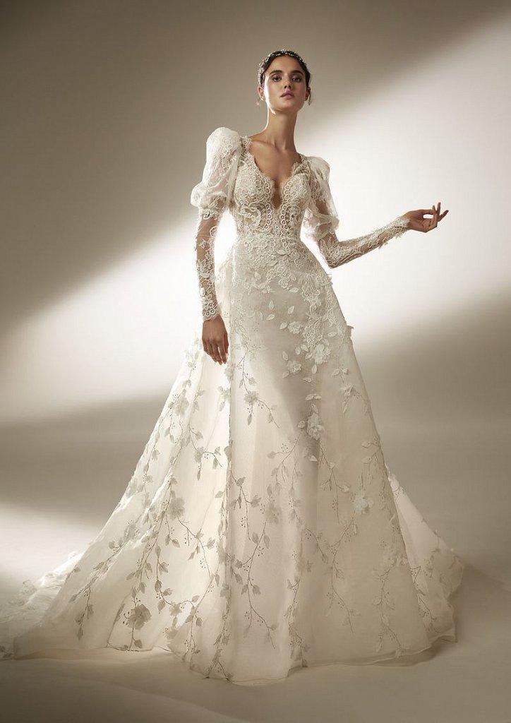 Atelier Pronovias wedding dresses collection 2021 photo # 15