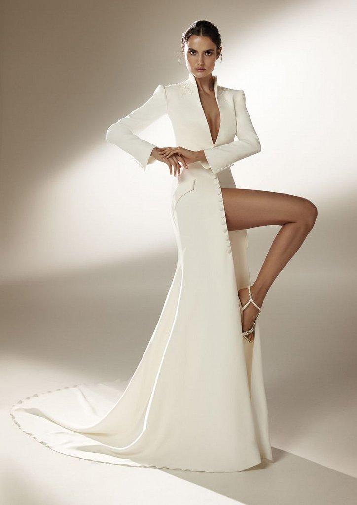 Atelier Pronovias wedding dresses collection 2021 photo # 22