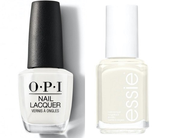 Milk manicure - a fashion trend from Instagram photo # 9