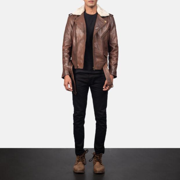 fashion mens leather jackets 2022