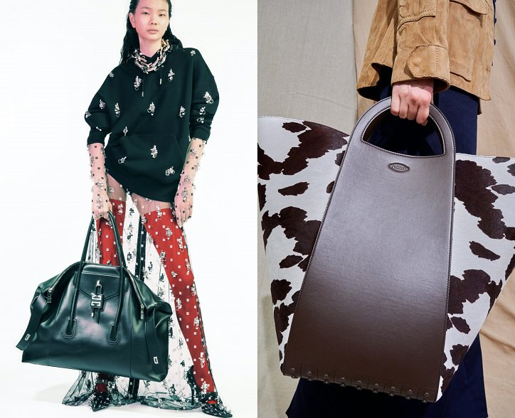 Fashionable bags spring-summer 2021 photo # 1