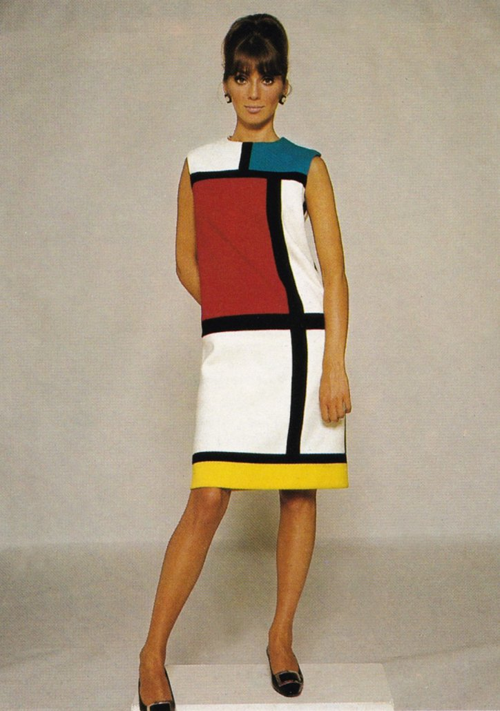 Clothes in the style of patchwork - fashion trend of the season photo # 1