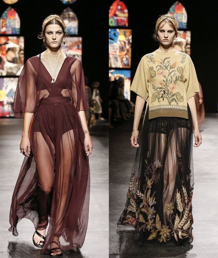 Fashion spring-summer 2021: main trends photo # 1