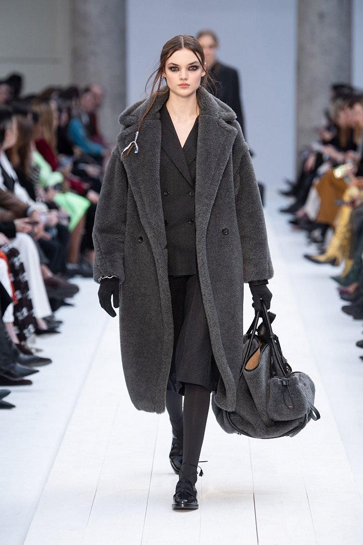 Fashionable fur coats 2021: main trends photo # 1