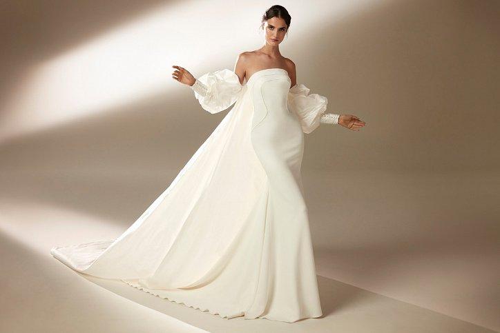 Atelier Pronovias wedding dresses collection 2021 photo # 1