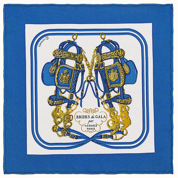 Budget option: the original Hermès scarf on the official website hermès.com for $ 100