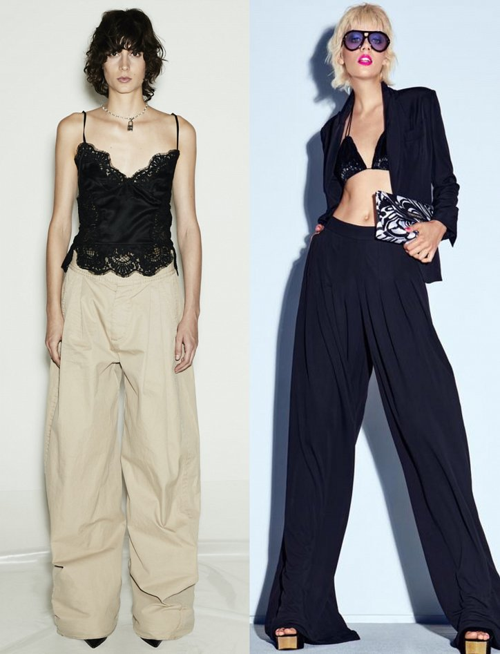 Fashionable trousers spring-summer 2021 photo # 2