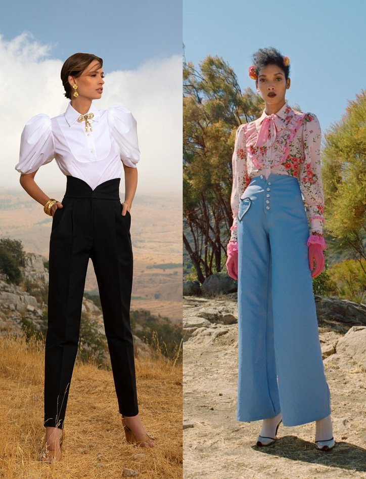 Fashionable pants spring-summer 2021 photo # 6