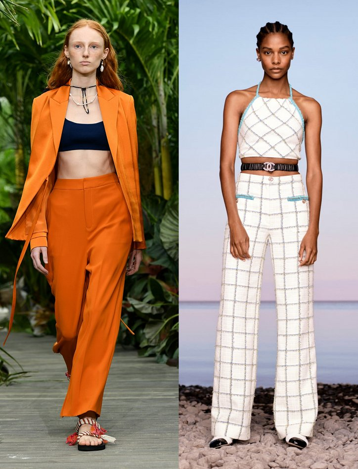 Fashionable trousers spring-summer 2021 photo # 7