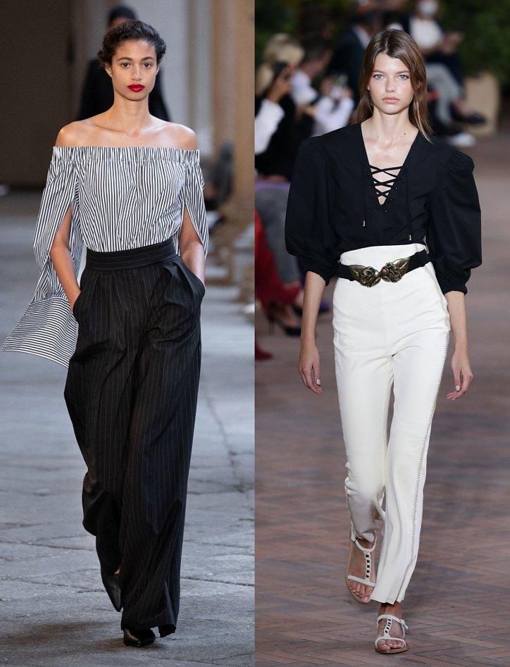 Trendy pants spring-summer 2021 photo # 5