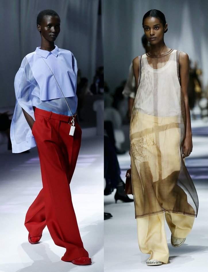 Fashionable trousers spring-summer 2021 photo # 4