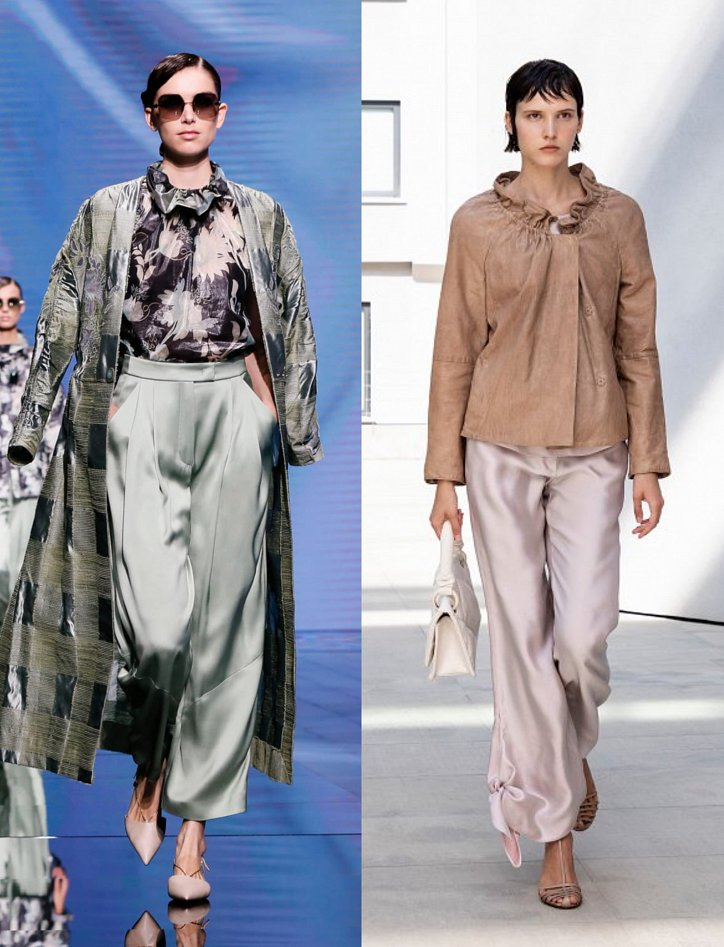 Fashionable trousers spring-summer 2021 photo # 16