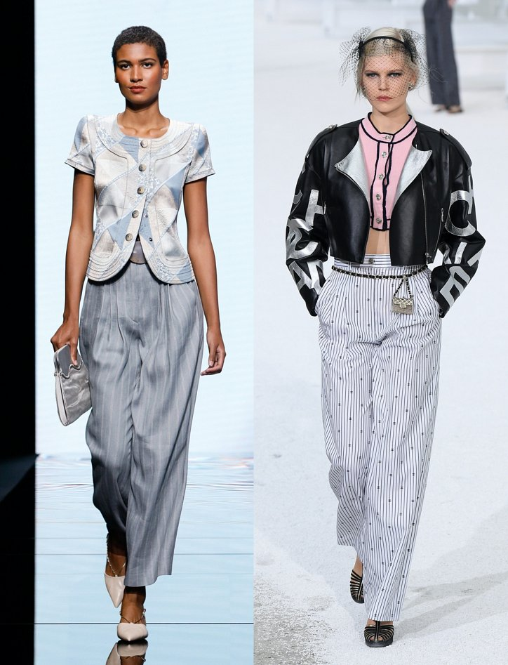 Fashionable trousers spring-summer 2021 photo # 23